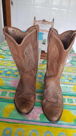 Botas cowboy pele el pancho