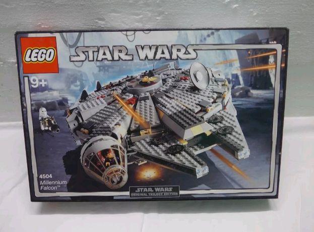 Lego Star Wars 4504 Millenium Falcon. Selado. + OFERTA polybag.