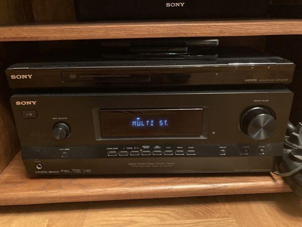 Sony - kino Domowe 5w1 + DVD Sony