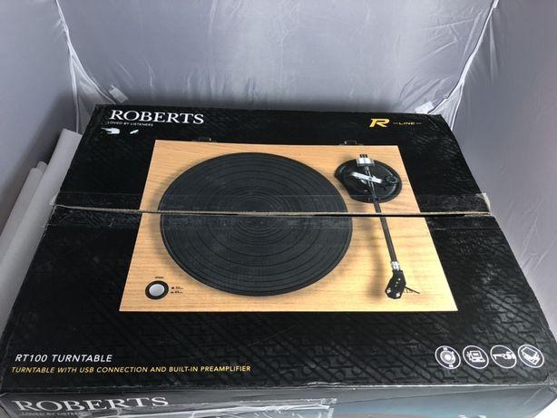 Gramofon Roberts RT100