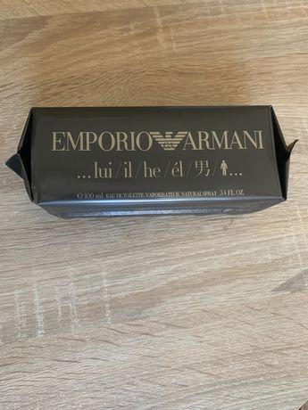 Духи emporia Armani lui