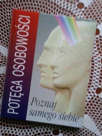 Potęga osobowości Poznaj samego siebie książka psychologia osobowość