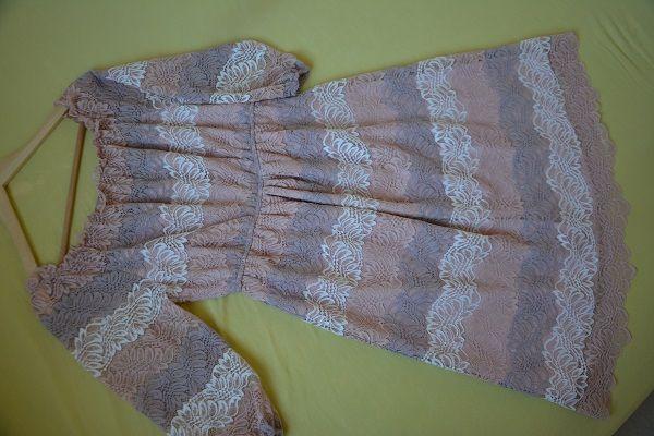 Sukienka ciążowa ELPOSA L, sukienka koronkowa ciążowa, sukienka okazyj