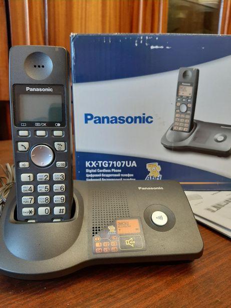 Телефон (радіо) Panasonic KX-TG7107UA