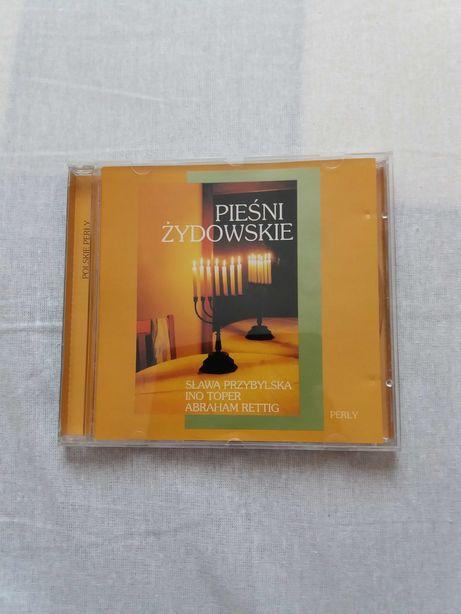 CD Pieśni Żydowskie Sława Przybylska Ino Toper Abraham Rettig bdb