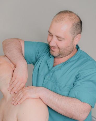 Лечебный и общий массаж спины в Одессе