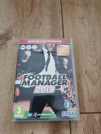 Football Manager 2018 na PC, wersja limitowana