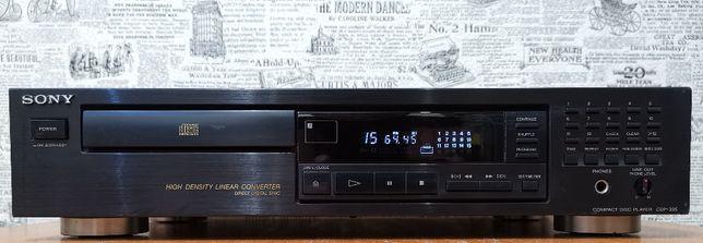 Odtwarzacz CD Sony CDP-395