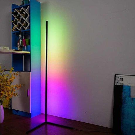 Кутовий Led торшер RGB підсвічування для читання книг та журналів