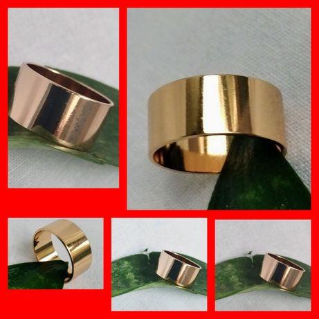"""6 мм и 8 мм, Трендовые обручальное кольцо из мед золота """"Американка"""","""