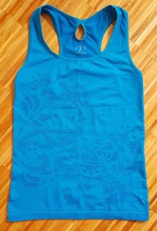 TCHIBO Top sportowy Koszulka Bluzka Fitness Siłownia 36/38 S/M