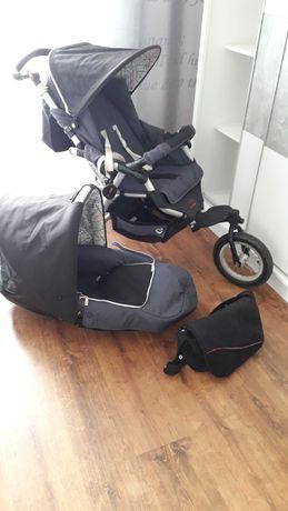 Wózek spacerowy plus gondola