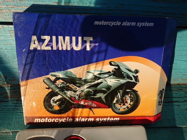 сигнализация для мотоцикла или мопеда