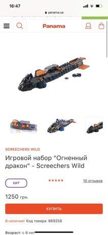 Трек для скричеров Screechers Wild