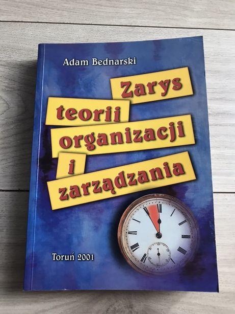 Książka Zarys teorii organizacji i zarządzania