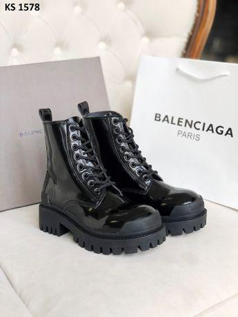 Ботинки женские Balenciaga STRIKE! Артикул: KS 1578