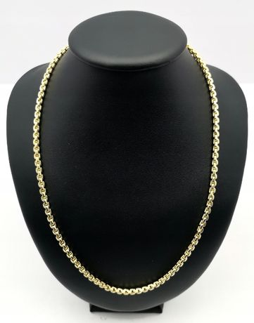 Złoty Łańcuszek 14,01g P585 60cm LOMBARD66