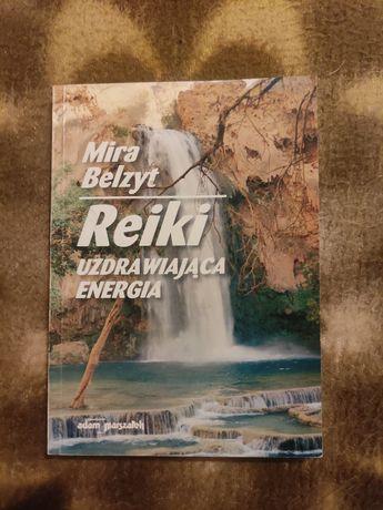 Reiki uzdrawiająca energia, książka Mira Belzyt