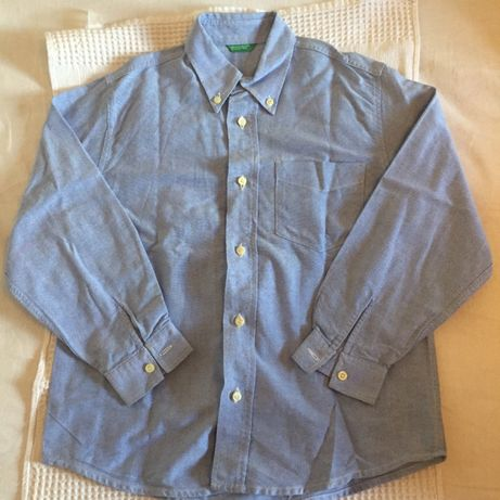 Camisa Benetton - Rapaz
