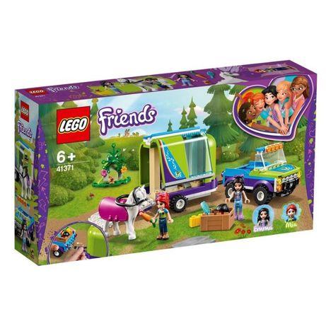 Lego 41371 Friends - Trailer Cavalos de Mia - NOVO