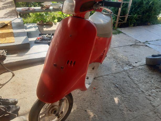 Срочно скутер хонда 50сс
