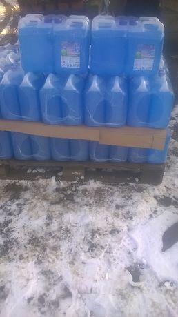 płyn do spryskiwaczy zimowy