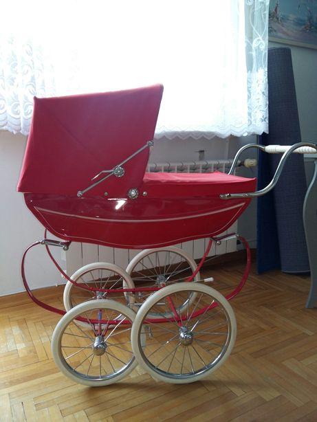 Wózek Silver Cross dla lalek