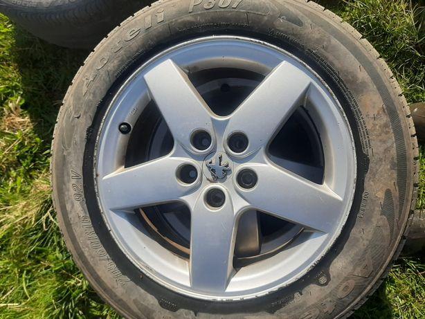 Peugeot r16 5*108 диски