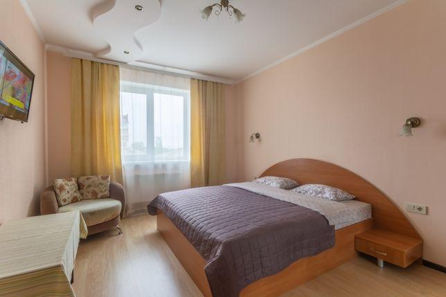 Посуточная аренда трехкомнатной квартиры в Буче. Уютно и комфортно!
