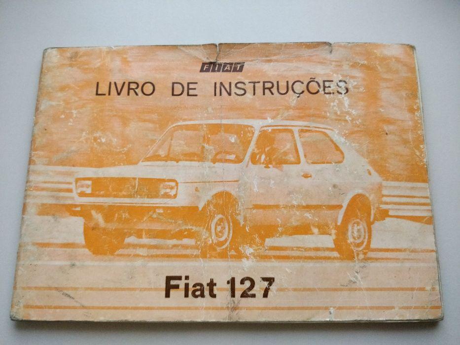 Manual Instruções Fiat 127 900c Santo António dos Olivais - imagem 1