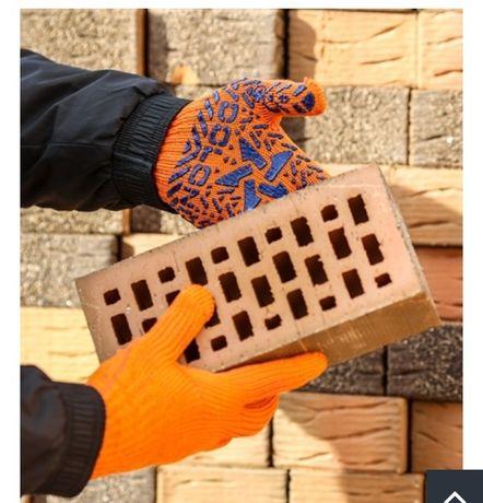 Трикотажные рукавицы