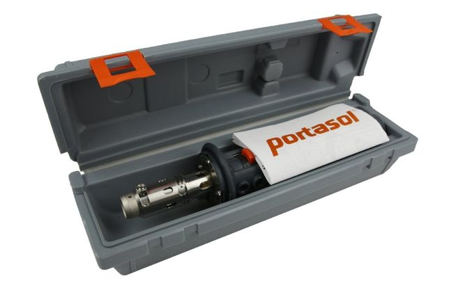 Dekoronizator gazowy do usuwania rogów PORTASOL III