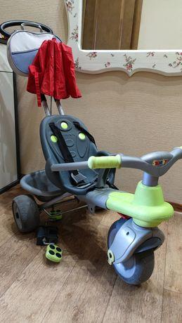 велосипед Smoby Baby Too Cocooning 3 в 1