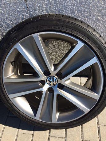 Koła VW Polo 6R0 7.5X17' et38 215/40 R17