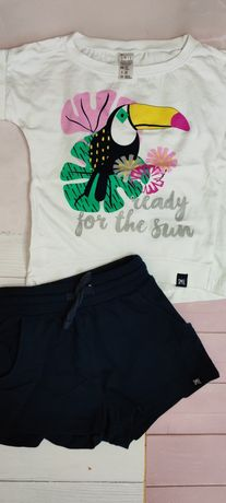 Комплект,шорти,футболка,майка
