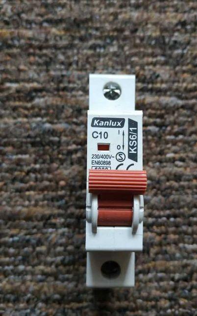 Kanlux C16 lub C10 400V  1P 6kA