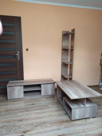 Meble pokojowe komoda RTV ława stolik kawowy regał półka salon ikea