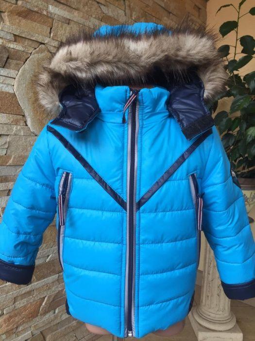 Куртка новая зима рост 86 на мальчика качество супер Мелитополь - изображение 1