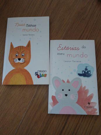 Livro de estórias infantis