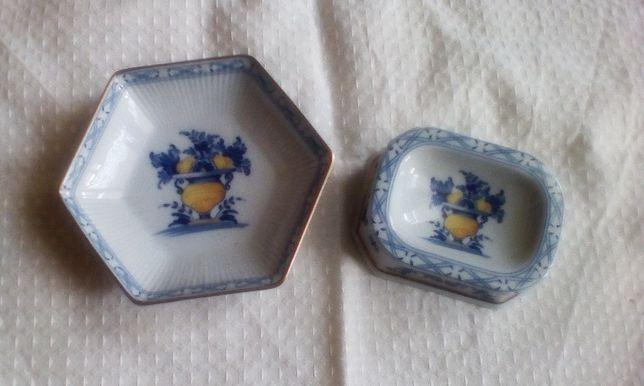 2 peças Vista Alegre