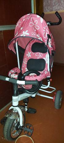 Велосипед детский PROFI TRIKE с надувными колёсами
