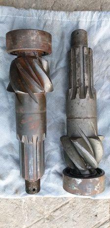 Хвостовик ГАЗ-52-53; 6 зубьев (в паре к 41 ); 2 шт. (С подшипниками)