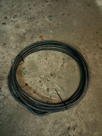Kabel ziemny 4x10 YKY miedź 8 metrów nowy
