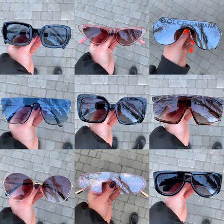 АКЦИЯ 1+1=3 ! Очки женские Fendi Valentino Gucci YSL Louis Vuitton