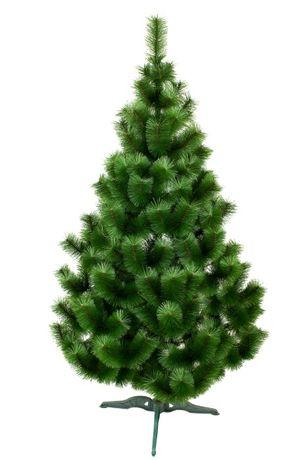 сосна пышная, искусственная елка, новогодний декор