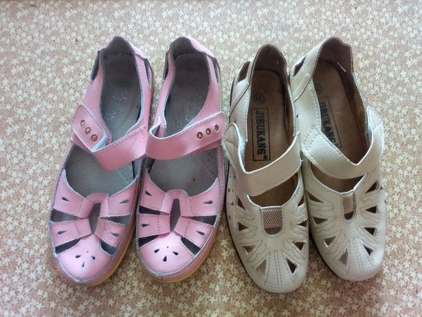 Женская обувь удобная