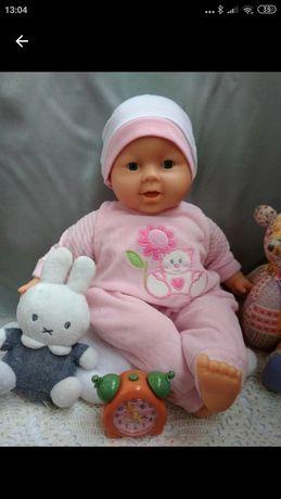 Пупс baby Annabell Маленькая Аннабель