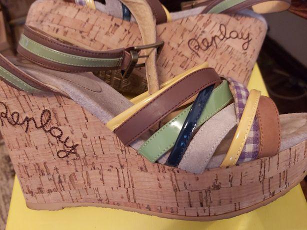Sandálias Replay