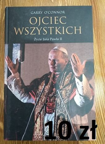Ojciec wszystkich, życie Jana Pawła II - książka w stanie bardzo dobry