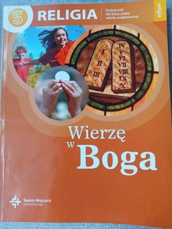 Podręcznik religia kl 5